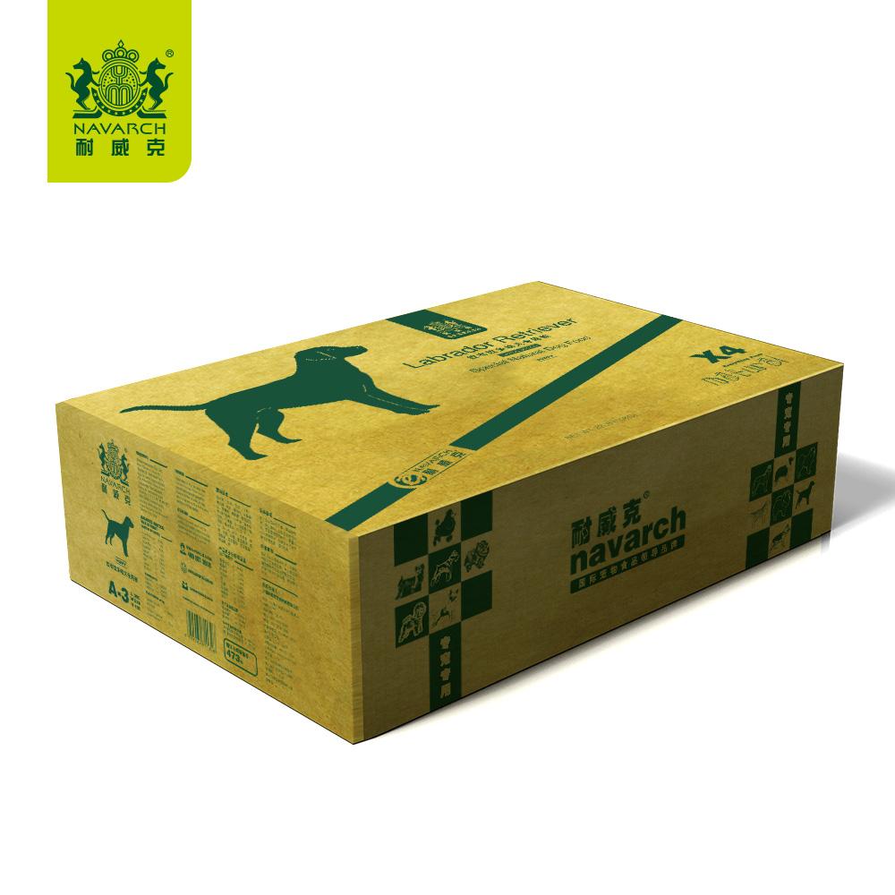 耐威克狗粮 拉布拉多狗粮10kg专用幼犬粮 大型犬天然粮 全国包邮